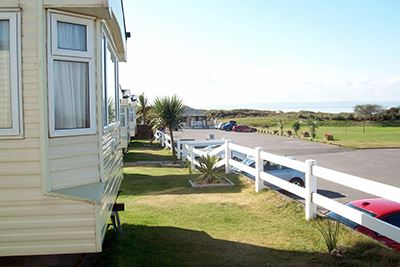 Caravan Holidays with Sea Views in Brean Sands, Somerset