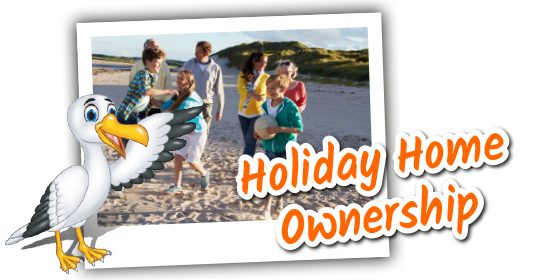 Family Holiday Home ownership from £8500